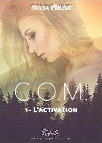 """Résultat de recherche d'images pour """"C.O.M. tome 1: L'activation"""""""