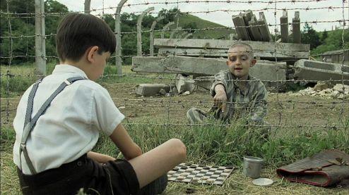 """Résultat de recherche d'images pour """"le garçon au pyjama rayé"""""""