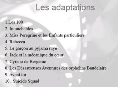 adapts