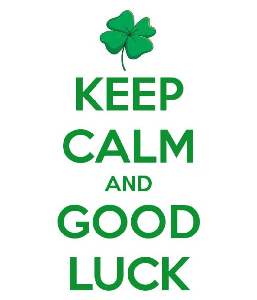 """Résultat de recherche d'images pour """"good luck"""""""