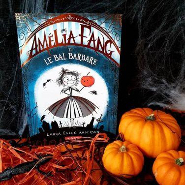 """Résultat de recherche d'images pour """"amélia fang et le bal barbare"""""""