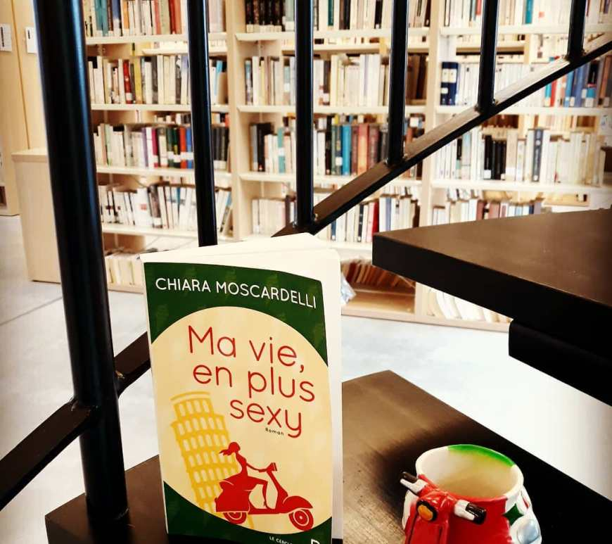 Ma vie en plus sexy de Chiara Moscardelli