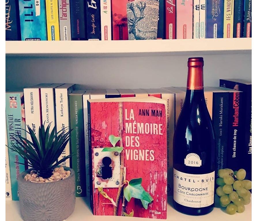 La mémoire des vignes Ann Mah