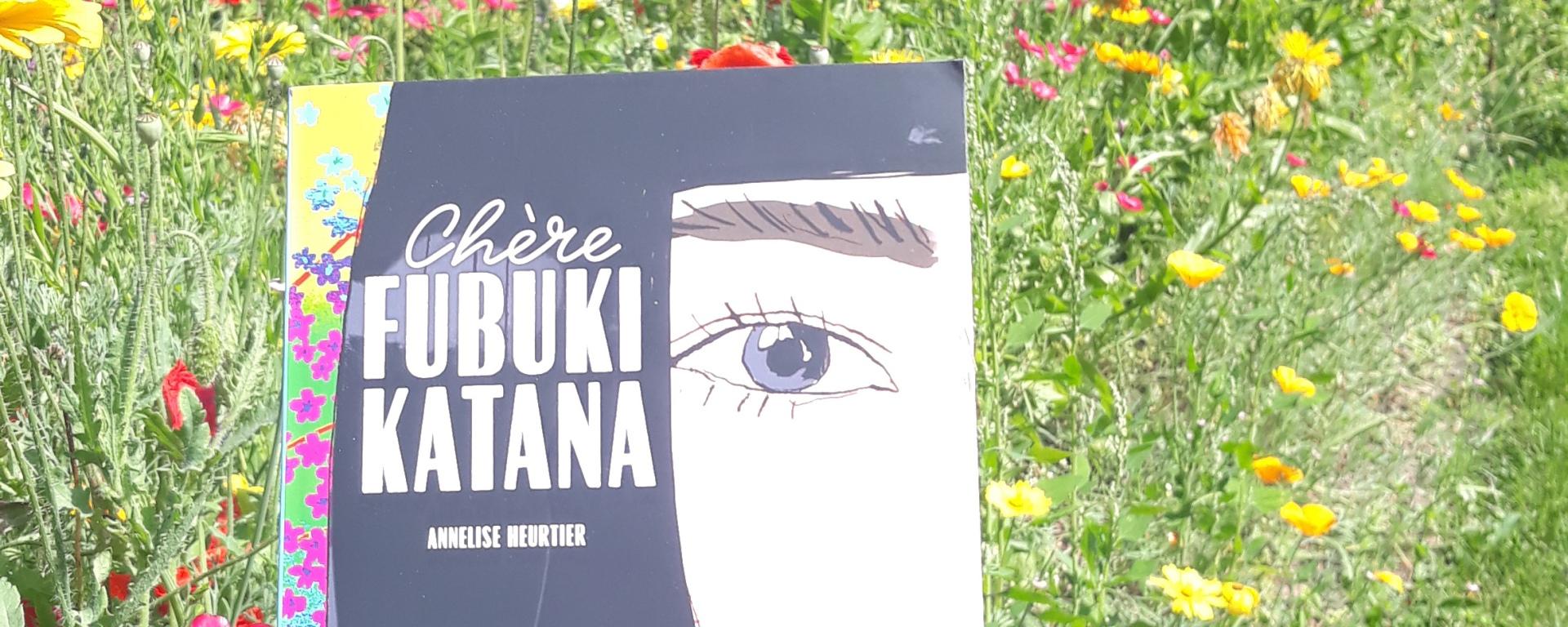 """Chère Fubuki Katana"" d'Annelise Heurtier"
