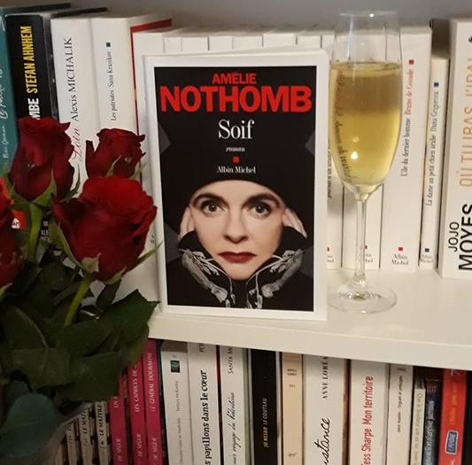Soif Amélie Nothomb