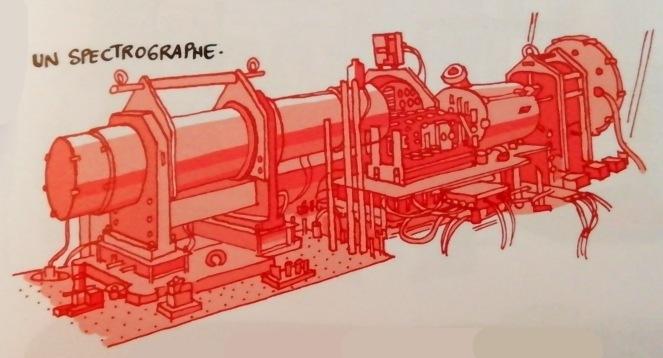 machine dans le secret des labos