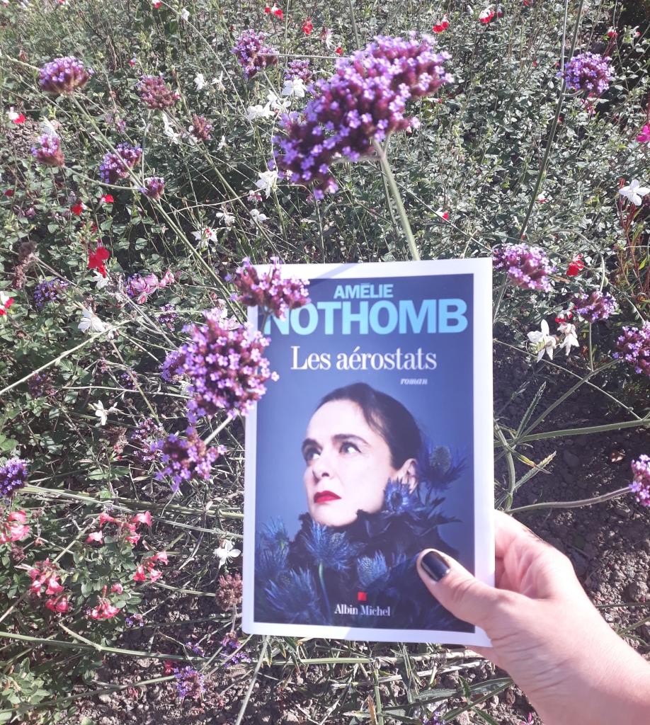 Les aérostats Amélie Nothomb
