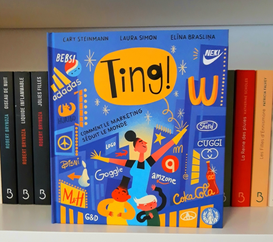 Ting ! Comment le marketing séduit le monde