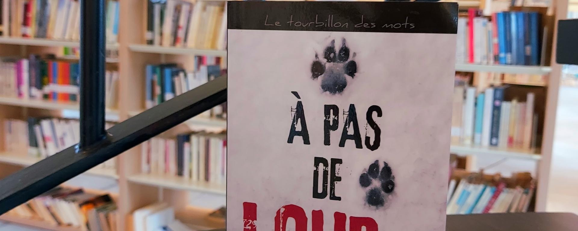 A pas de loup d'Isabelle Villain